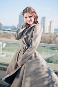 Ana Caracaleanu - CEO