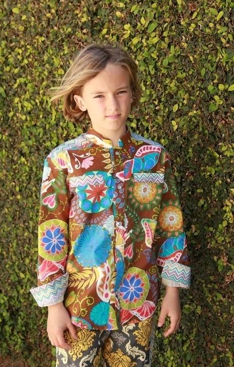 Boys children apparel
