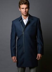 Bates Blue Jacket