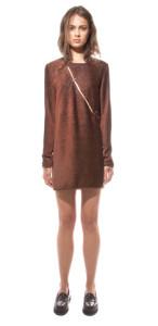 Velvet Dress by Beaufille
