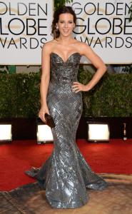 Kate Beckinsale wearing Zuhair Murad