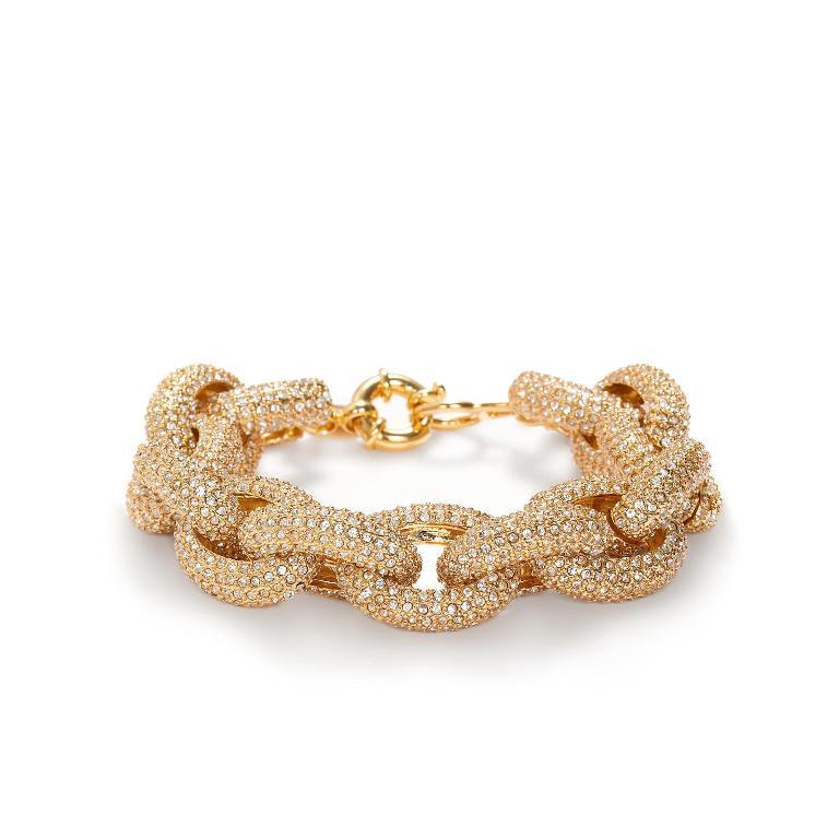 Classic pavu00E8 bracelet from JCrew