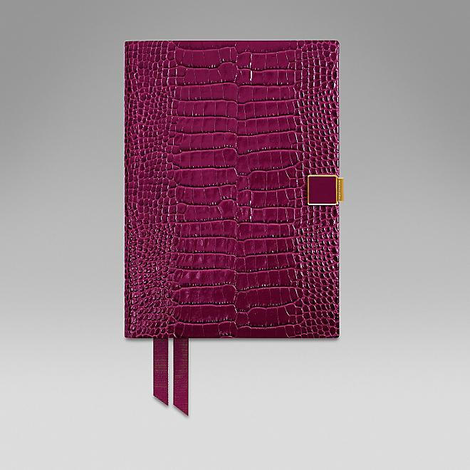 Smythson of Bond StreetMara Collection Diary 2015 Soho  Diary