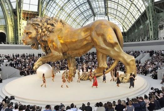 Chanel Fashion Week 2