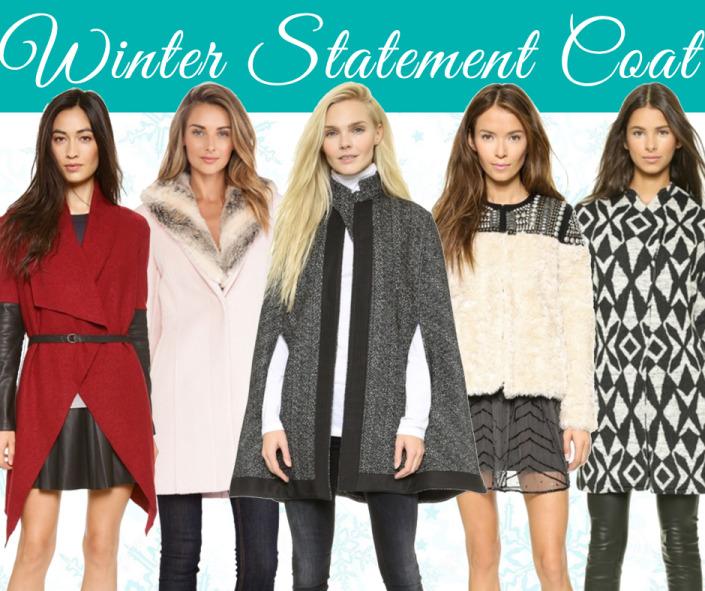 Statement Winter Coats