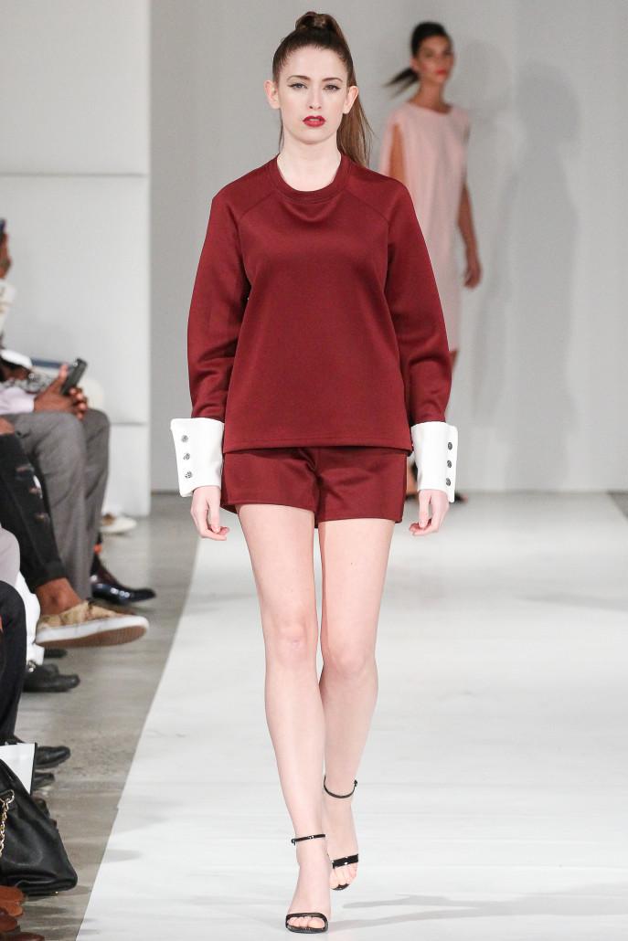 Photo courtesy of Fashion Week Brooklyn ©