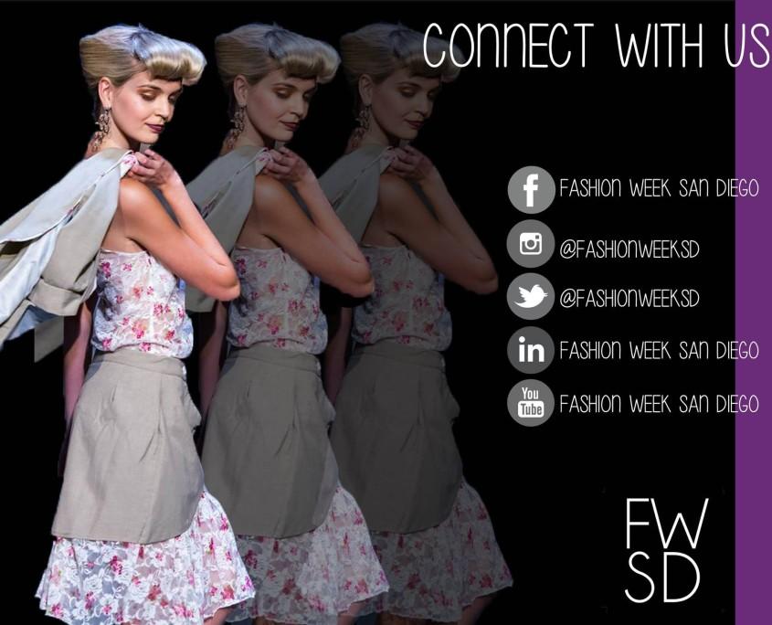 Photo courtesy of Fashion Week San Diego ©
